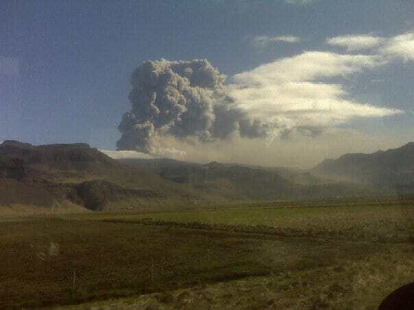 Clearing the Ash From the Eyjafjallajokull Eruption