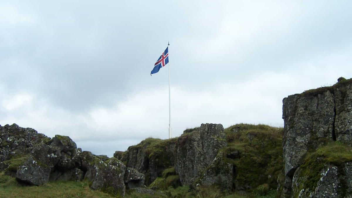 The Dark Side of Thingvellir