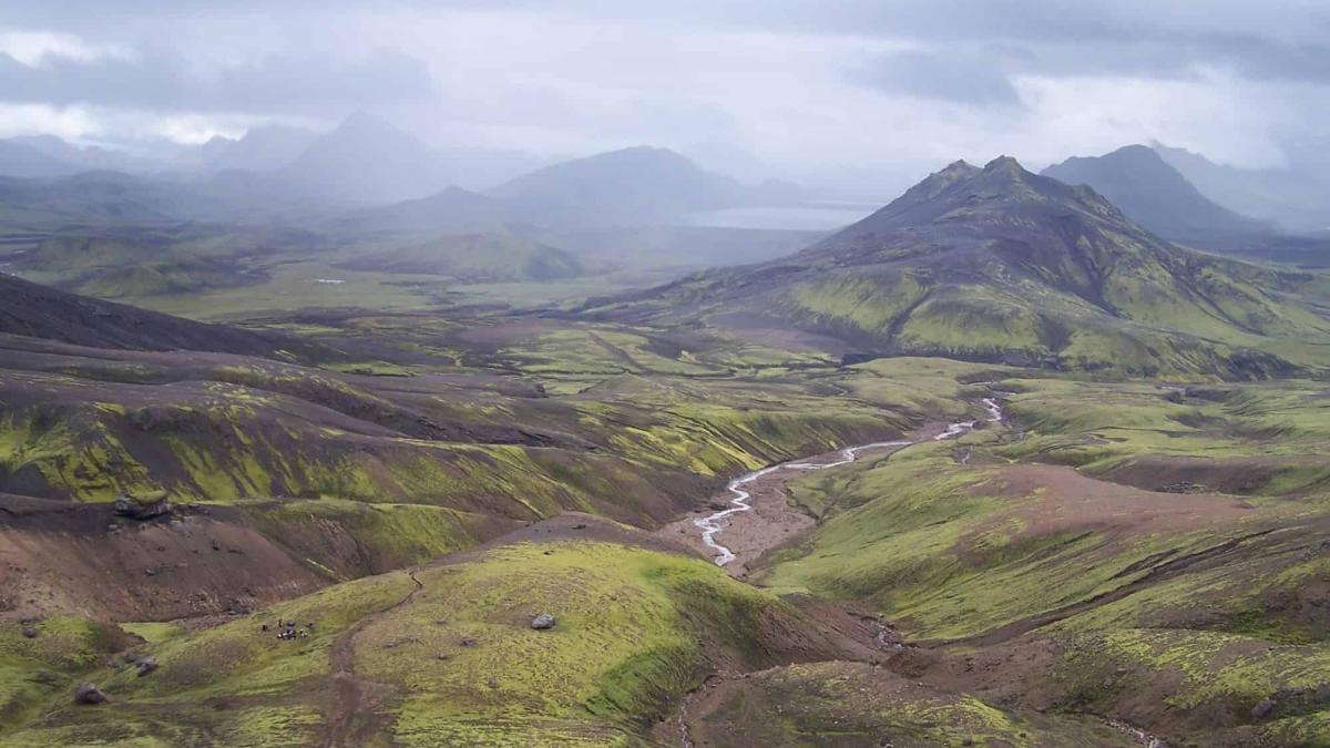Be One With Iceland on the Laugavegur Hiking Trail