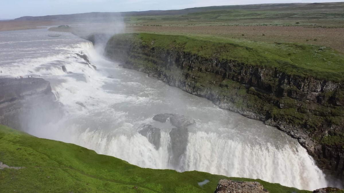 Gullfoss: The Most Iconic Icelandic Waterfall