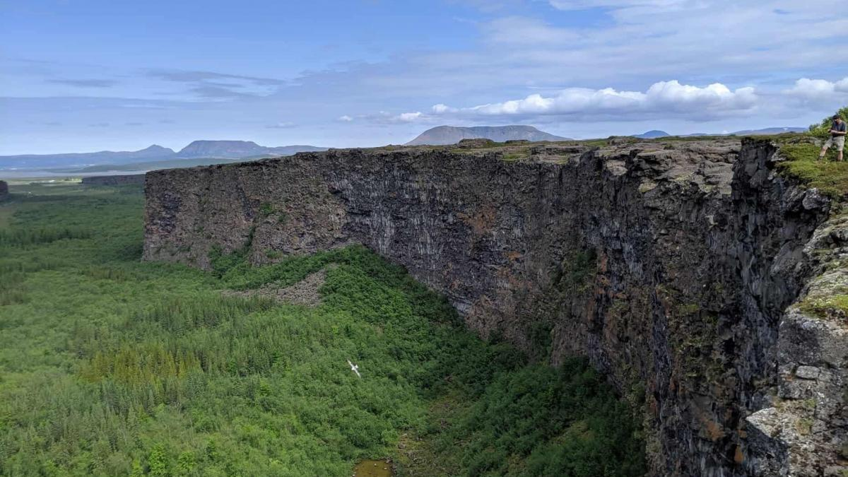 Ásbyrgi is the oasis of the north – Odin's steed created a natural wonder