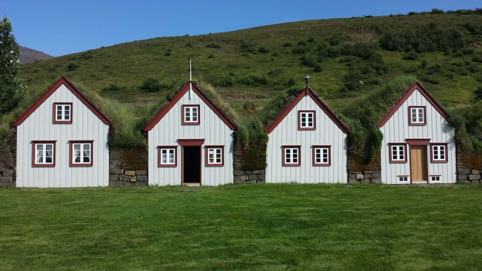 The Icelandic Turf House Made for the Rich on iceland homes, icelandic style homes, icelandic turf houses,