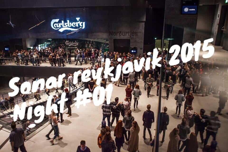 Welcome to Sonar Reykjavik 2015!