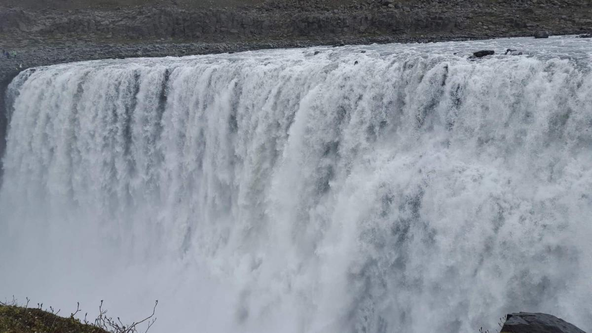Dettifoss Waterfall – Pay Your Respect to the King of Icelandic Waterfalls