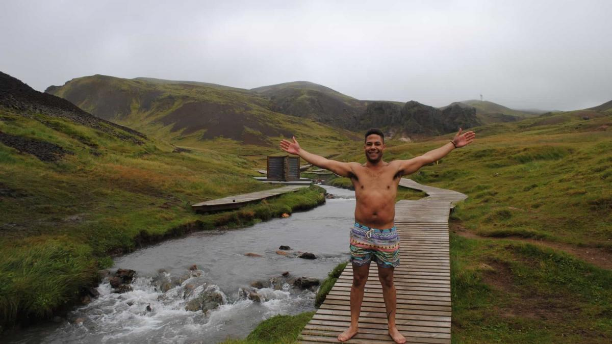 September Road Trip in Iceland – See this American Having Great Time