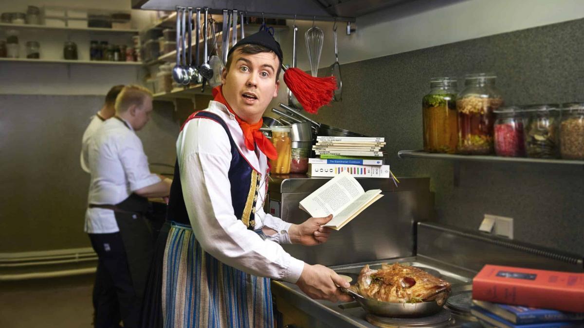 Fine Dining Icelandic Style