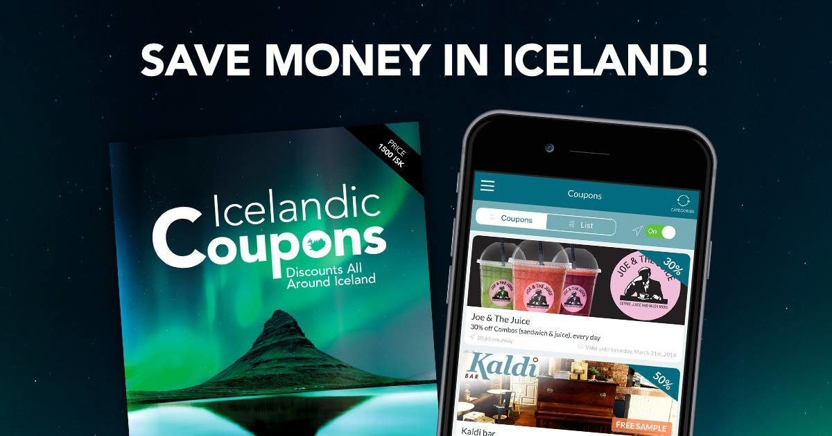 This App Will Help You Save Money in Iceland – Get it Now!