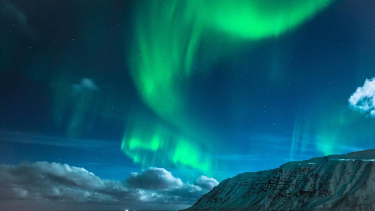 Northern Lights Forecast for Iceland Now Available