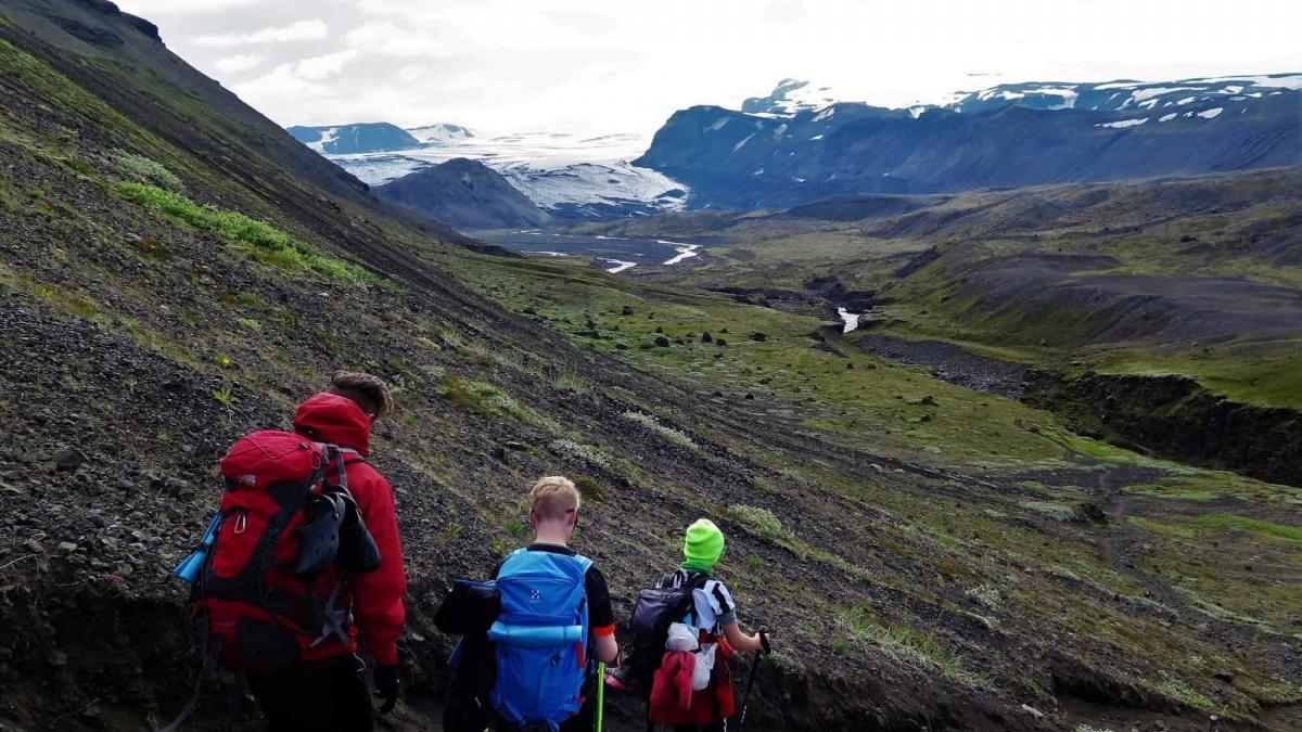 Most Popular Hiking Trails in Iceland in 2018