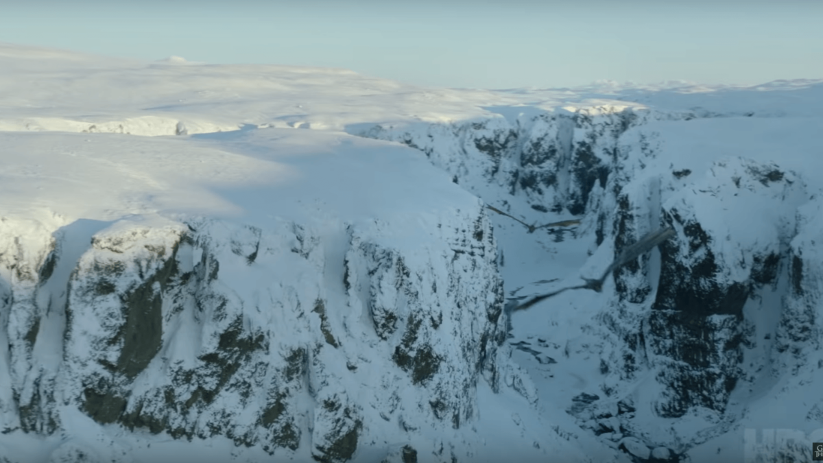 Game of Thrones in Iceland – Go Beyond the Wall