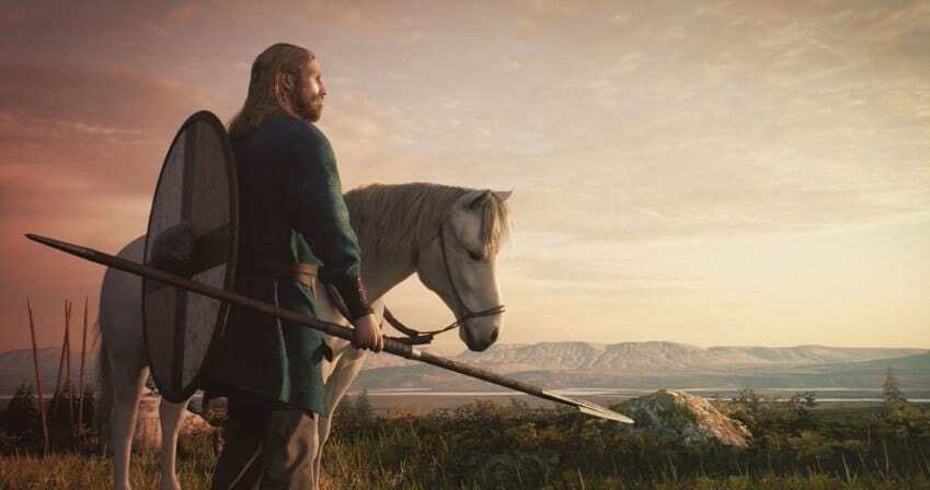 Icelandic civil war – Game of Thrones style