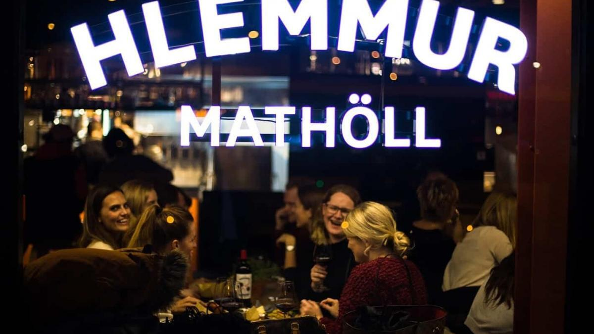 Hlemmur food hall – one of our favorite places in Reykjavik