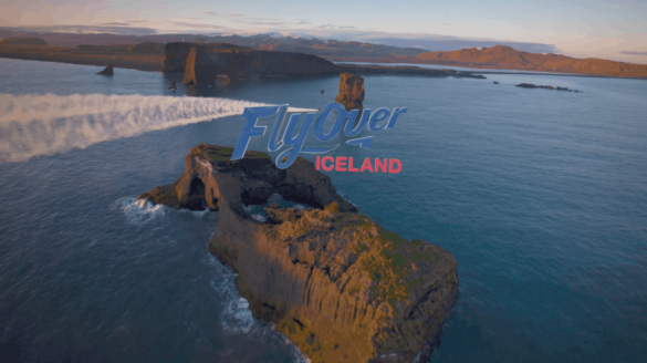 Be thrilled with FlyOver Iceland.