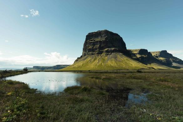 Mt. Lómagnúpur